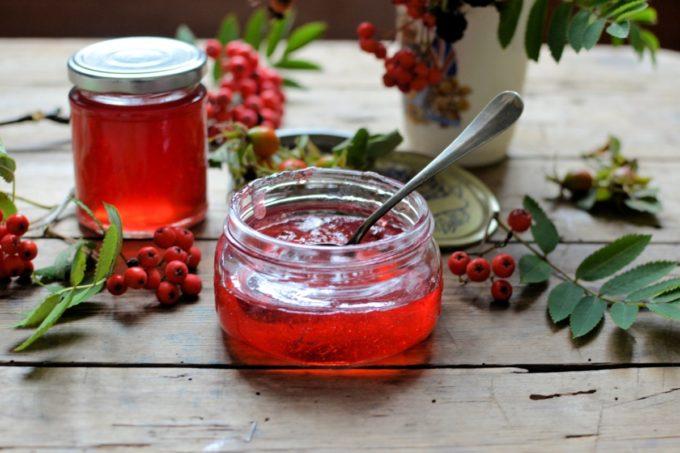 Preserving the Season – Rowan & Apple Jelly