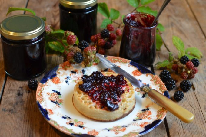 Preserving the Season – Seedless Blackberry Jam