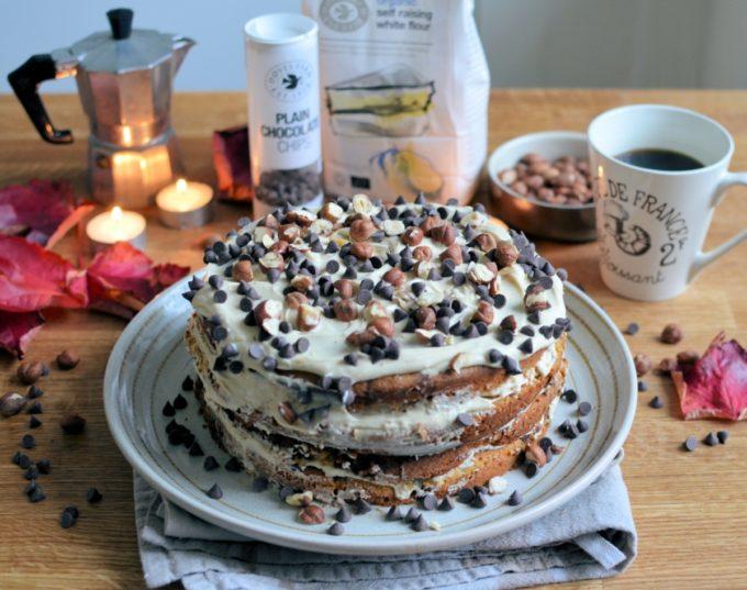 Cappuccino Cake (