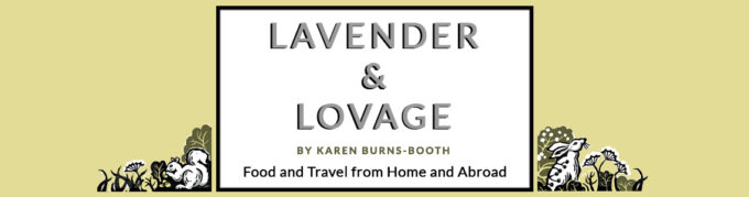 Lavender and Lovage Header