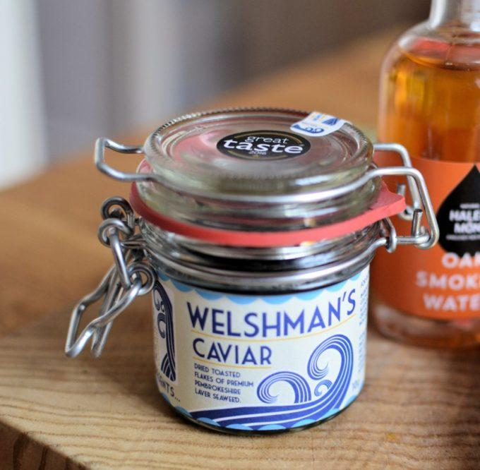 Welshman's Caviar