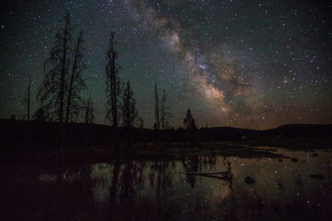 Firehole Lake Yellowstone