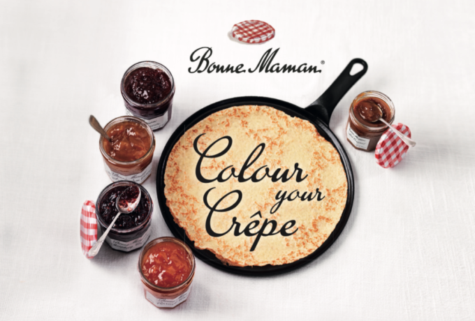 Colour Your Crepe